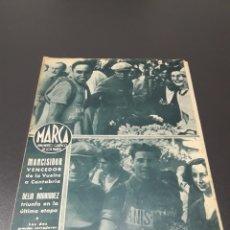 Coleccionismo deportivo: MARCA N° 86. 18/07/1944.. Lote 183082272
