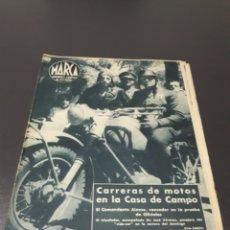 Coleccionismo deportivo: MARCA N° 85. 11/07/1944.. Lote 183082788