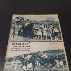 Coleccionismo deportivo: MARCA N° 90. 15/08/1944.. Lote 183083453