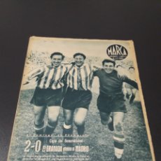 Coleccionismo deportivo: MARCA N° 78. 23/05/1944.. Lote 183083787
