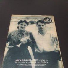 Coleccionismo deportivo: MARCA N° 91. 22/08/1944.. Lote 183084091
