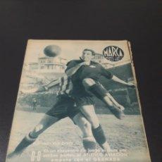 Coleccionismo deportivo: MARCA N° 69. 21/03/1944.. Lote 183084403