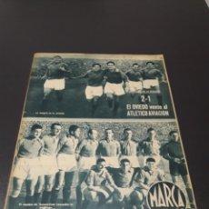 Coleccionismo deportivo: MARCA N° 60. 18/01/1944.. Lote 183086098