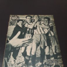 Coleccionismo deportivo: MARCA N° 21. 20/04/1943.. Lote 183264315
