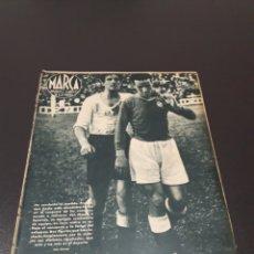 Coleccionismo deportivo: MARCA N° 8. 19/01/1943.. Lote 183265647