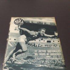 Coleccionismo deportivo: MARCA N° 34. 20/07/1943.. Lote 183266658