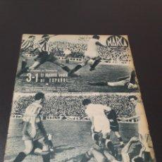 Coleccionismo deportivo: MARCA N° 50. 09/11/1943.. Lote 183268096