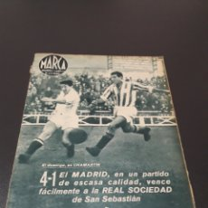 Coleccionismo deportivo: MARCA N° 54. 07/12/1943.. Lote 183268708