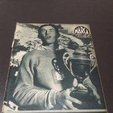 Coleccionismo deportivo: MARCA N° 17. 23/03/1943.. Lote 183269065