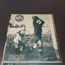 Coleccionismo deportivo: MARCA N° 25. 18/05/1943.. Lote 183270151