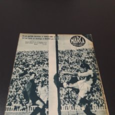 Coleccionismo deportivo: MARCA N° 28. 08/06/1943.. Lote 183273021