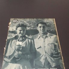Coleccionismo deportivo: MARCA N° 38. 17/08/1943.. Lote 183273425