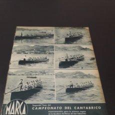 Coleccionismo deportivo: MARCA N° 41. 07/09/1943.. Lote 183274595