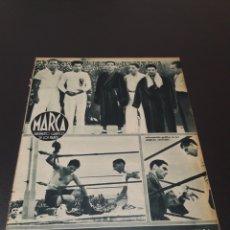 Coleccionismo deportivo: MARCA N° 43. 21/09/1943.. Lote 183275356