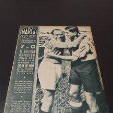 Coleccionismo deportivo: MARCA N° 44. 28/09/1943.. Lote 183275738