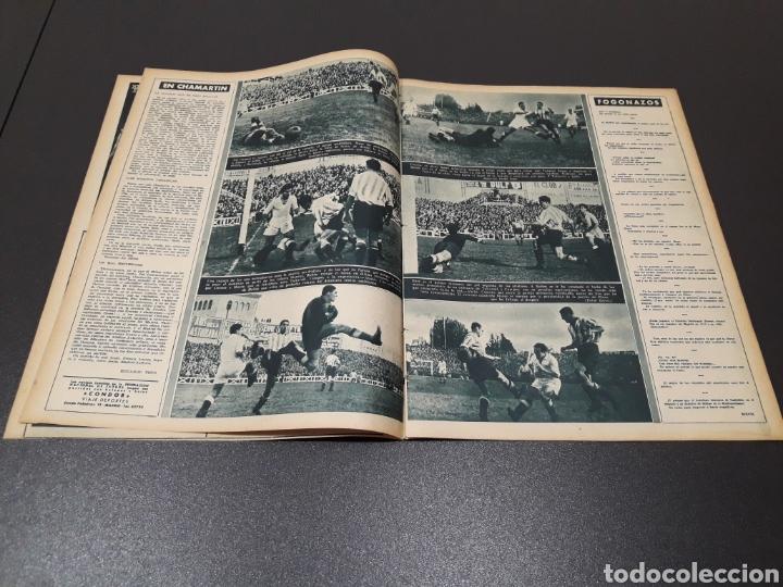 Coleccionismo deportivo: MARCA N° 47. 19/10/1943. - Foto 3 - 183276600