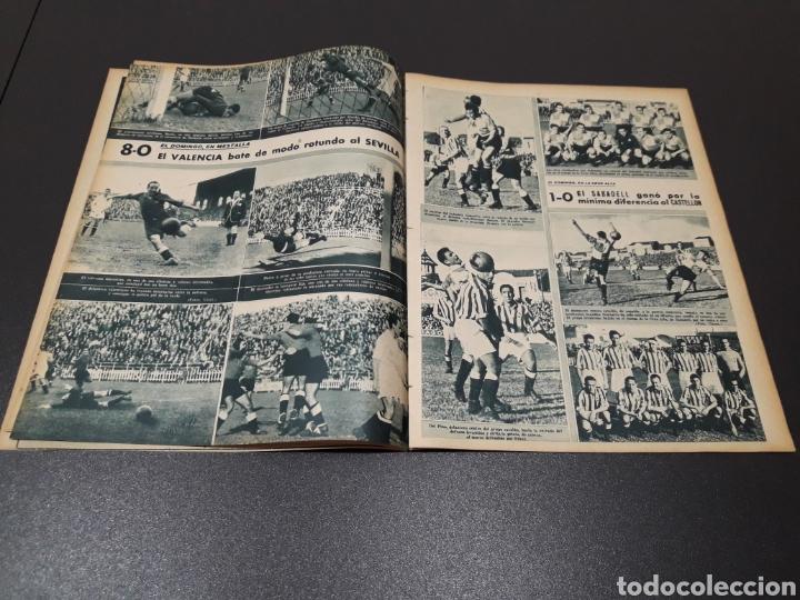 Coleccionismo deportivo: MARCA N° 47. 19/10/1943. - Foto 4 - 183276600