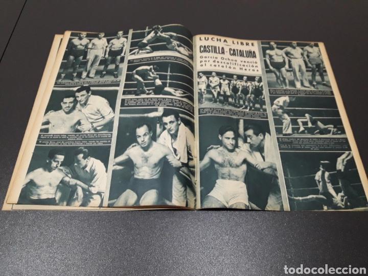 Coleccionismo deportivo: MARCA N° 47. 19/10/1943. - Foto 7 - 183276600