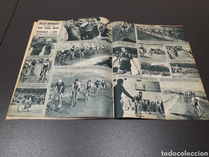 Coleccionismo deportivo: MARCA N° 47. 19/10/1943. - Foto 8 - 183276600