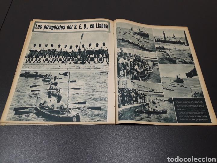 Coleccionismo deportivo: MARCA N° 47. 19/10/1943. - Foto 9 - 183276600
