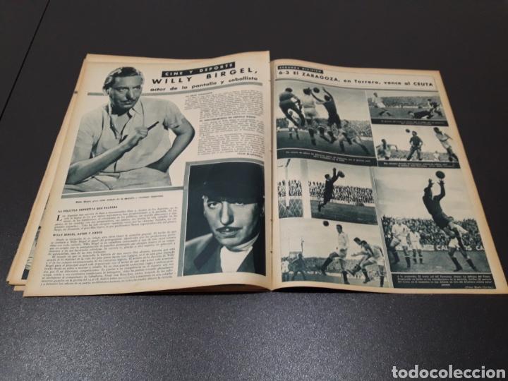 Coleccionismo deportivo: MARCA N° 47. 19/10/1943. - Foto 11 - 183276600
