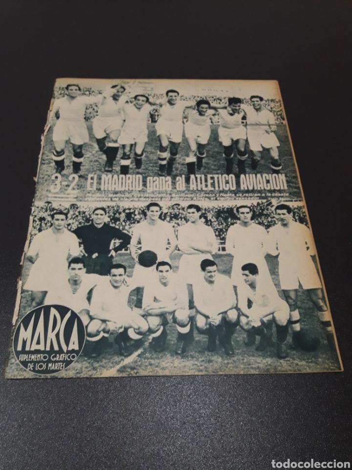 MARCA N° 47. 19/10/1943. (Coleccionismo Deportivo - Revistas y Periódicos - Marca)