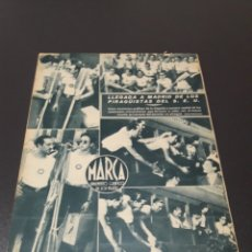Coleccionismo deportivo: MARCA N° 89. 08/08/1944.. Lote 183276892