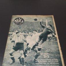 Coleccionismo deportivo: MARCA N° 53. 30/11/1943.. Lote 183277266