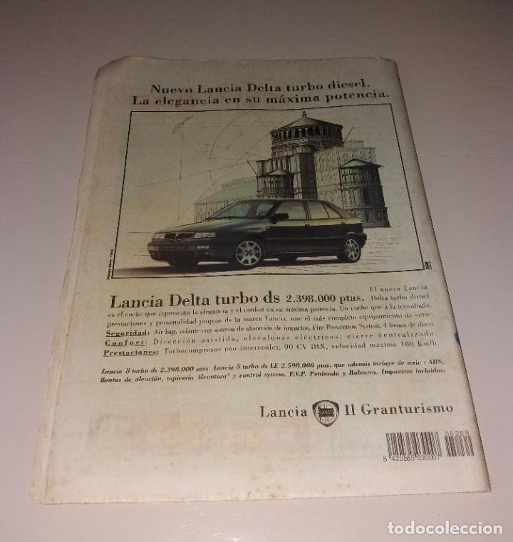 Coleccionismo deportivo: Periódico Sport. Mundial USA 1994, España vs Italia, codazo a Luis Enrique de Tassotti - Foto 7 - 202038032