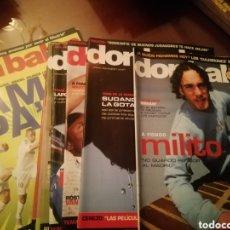 Coleccionismo deportivo: DON BALON AÑO 2005. 10 REVISTAS SEMANALES .. Lote 183345412
