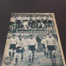 Coleccionismo deportivo: MARCA. N° 55. 14/12/1943.. Lote 183765832