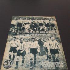 Coleccionismo deportivo: MARCA. N° 55. 14/12/1943.. Lote 183768206