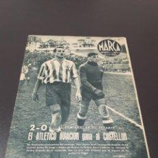 Coleccionismo deportivo: MARCA. N° 56. 21/12/1943.. Lote 183768575
