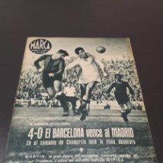 Coleccionismo deportivo: MARCA. N° 57. 28/12/1943.. Lote 183768938