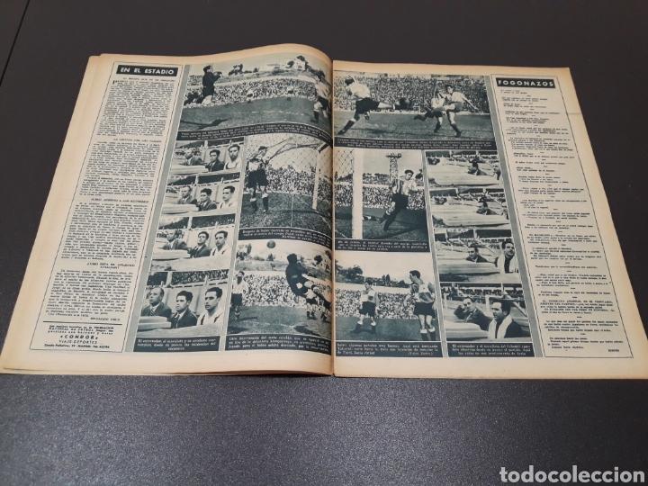 Coleccionismo deportivo: MARCA. N° 46. 12/10/1943. - Foto 3 - 183771475