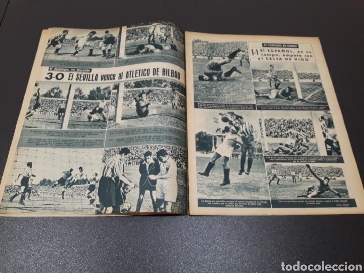 Coleccionismo deportivo: MARCA. N° 46. 12/10/1943. - Foto 4 - 183771475