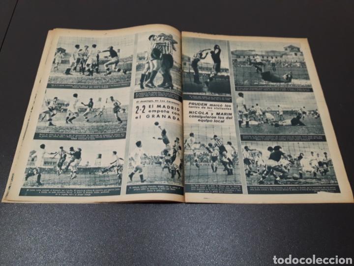 Coleccionismo deportivo: MARCA. N° 46. 12/10/1943. - Foto 5 - 183771475