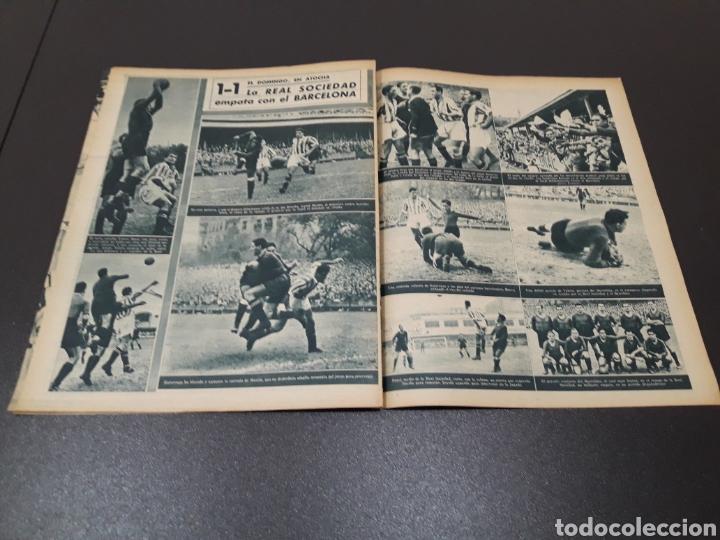 Coleccionismo deportivo: MARCA. N° 46. 12/10/1943. - Foto 9 - 183771475