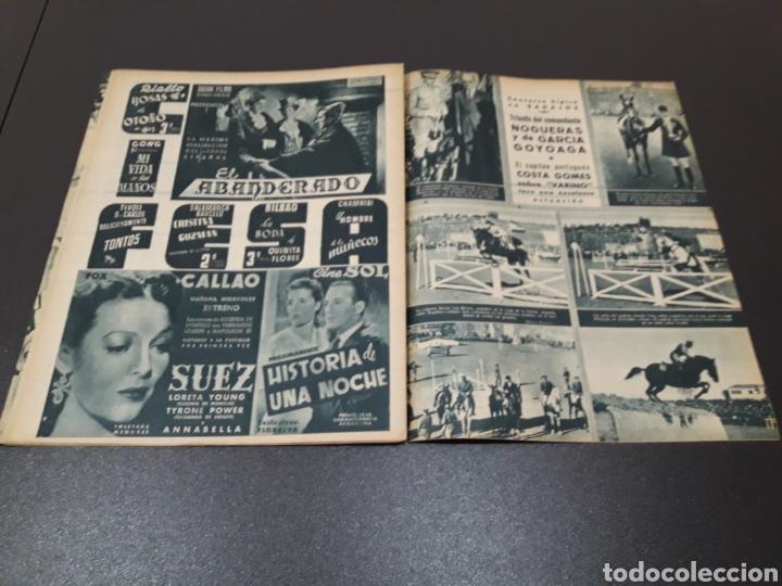 Coleccionismo deportivo: MARCA. N° 46. 12/10/1943. - Foto 10 - 183771475