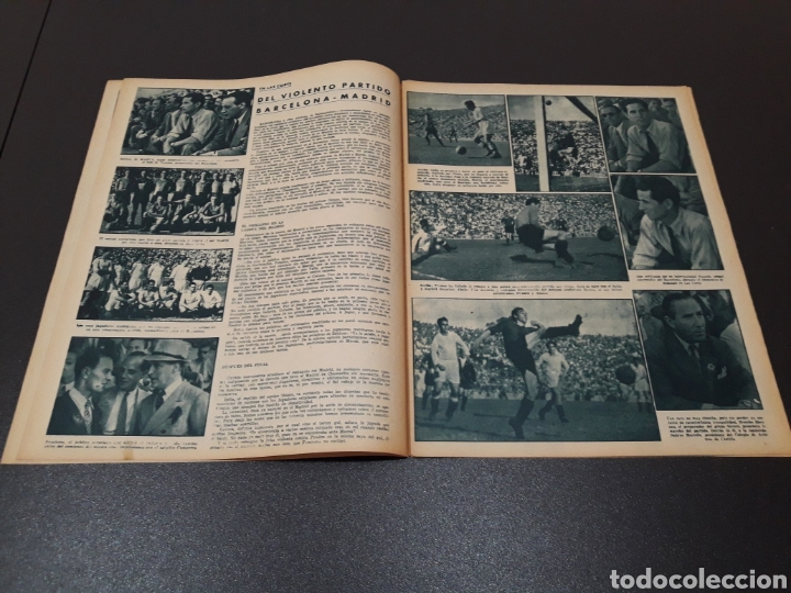 Coleccionismo deportivo: MARCA. N° 20. 08/06/1943. - Foto 3 - 183773872