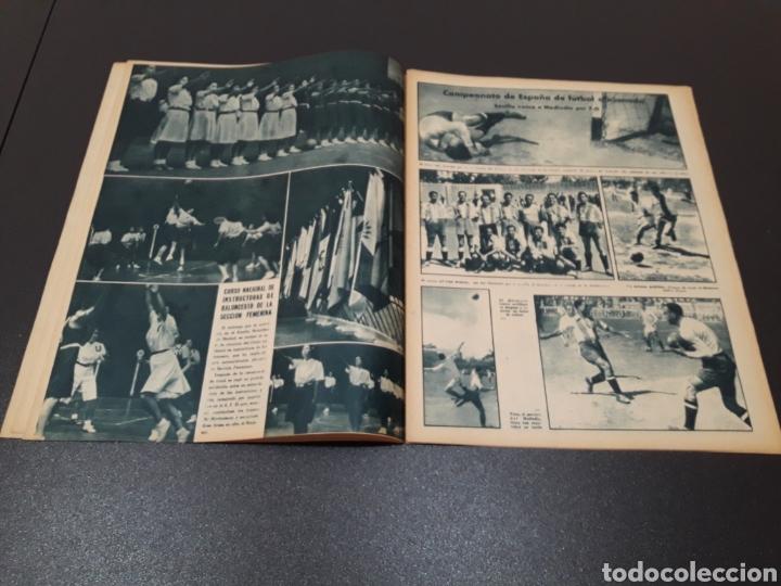 Coleccionismo deportivo: MARCA. N° 20. 08/06/1943. - Foto 4 - 183773872