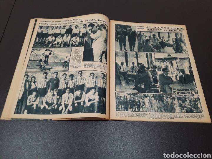 Coleccionismo deportivo: MARCA. N° 20. 08/06/1943. - Foto 5 - 183773872