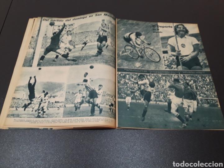 Coleccionismo deportivo: MARCA. N° 20. 08/06/1943. - Foto 6 - 183773872