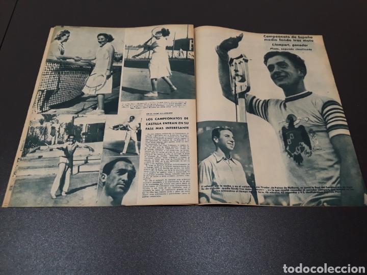 Coleccionismo deportivo: MARCA. N° 20. 08/06/1943. - Foto 8 - 183773872