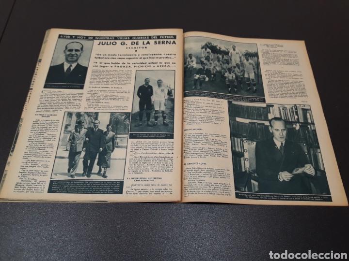 Coleccionismo deportivo: MARCA. N° 20. 08/06/1943. - Foto 9 - 183773872