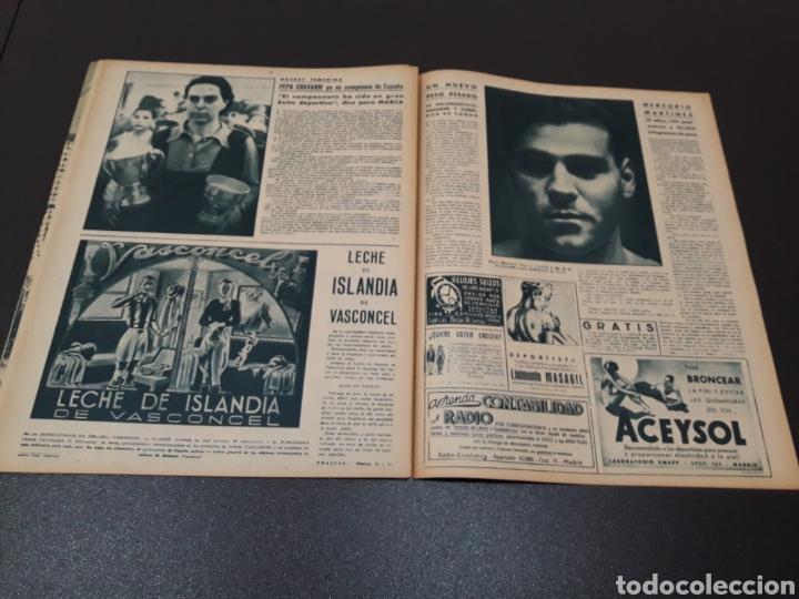 Coleccionismo deportivo: MARCA. N° 20. 08/06/1943. - Foto 11 - 183773872