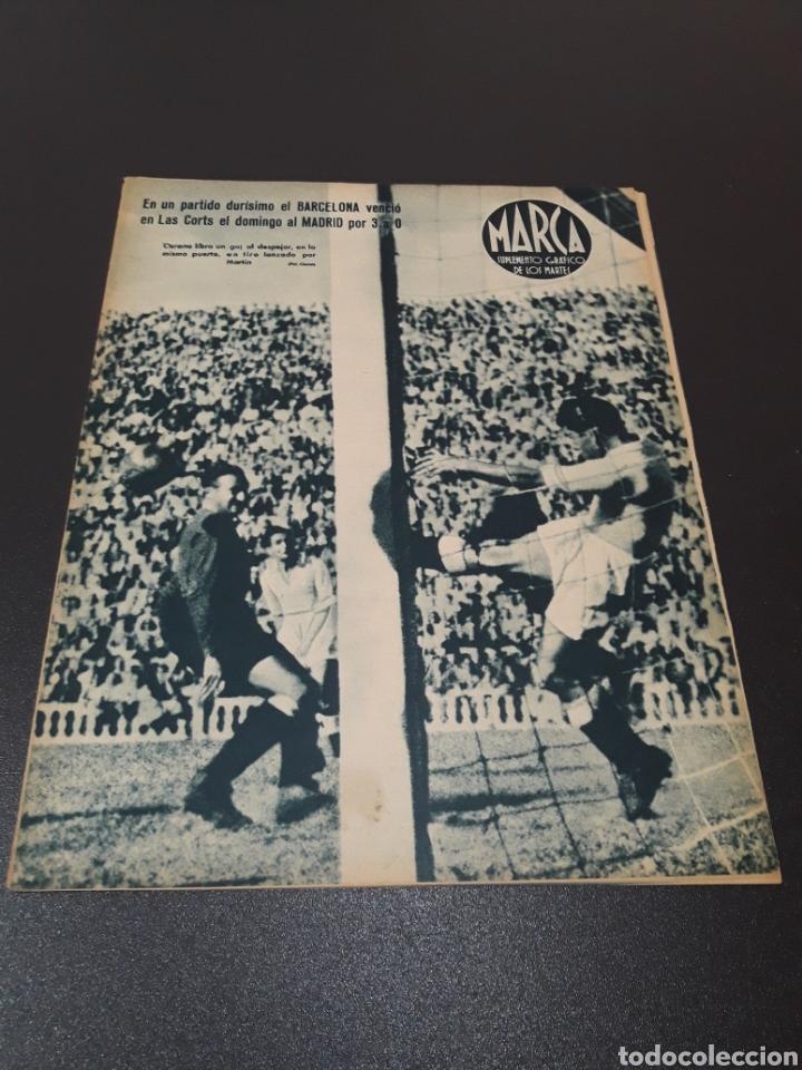 MARCA. N° 20. 08/06/1943. (Coleccionismo Deportivo - Revistas y Periódicos - Marca)