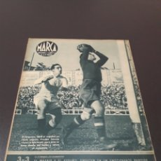 Coleccionismo deportivo: MARCA. N° 25. 18/05/1943.. Lote 183774306