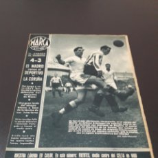 Coleccionismo deportivo: MARCA. N° 8. 19/01/1943.. Lote 183777228