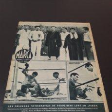 Coleccionismo deportivo: MARCA. N° 43. 21/09/1943.. Lote 183778352
